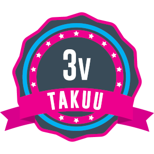 Kolmen vuoden takuu