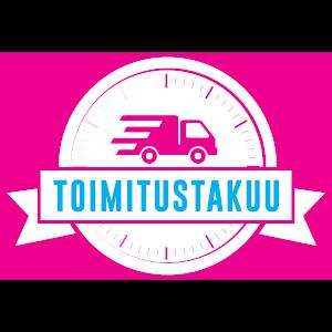 Toimitustakuu - Tilaa tänään, perillä huomenna!