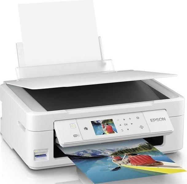 Epson Tulostinmusteet